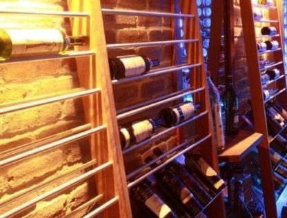 étagère à vin