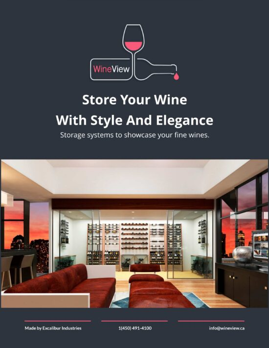 Wineview Product Catalogue